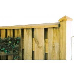 Fence handrail