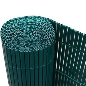 Half reed fence roll | PVC