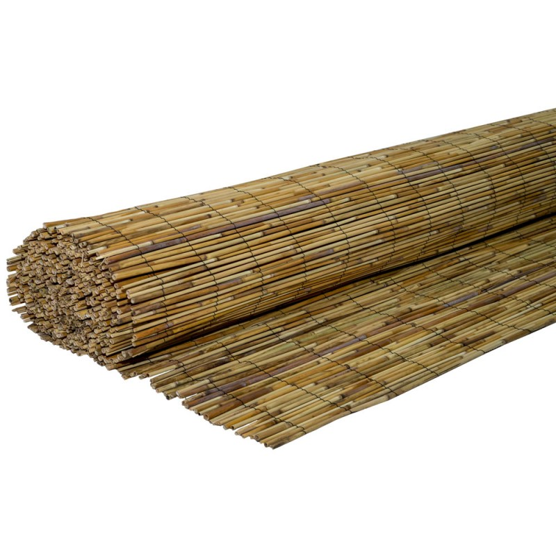 Reed fence roll