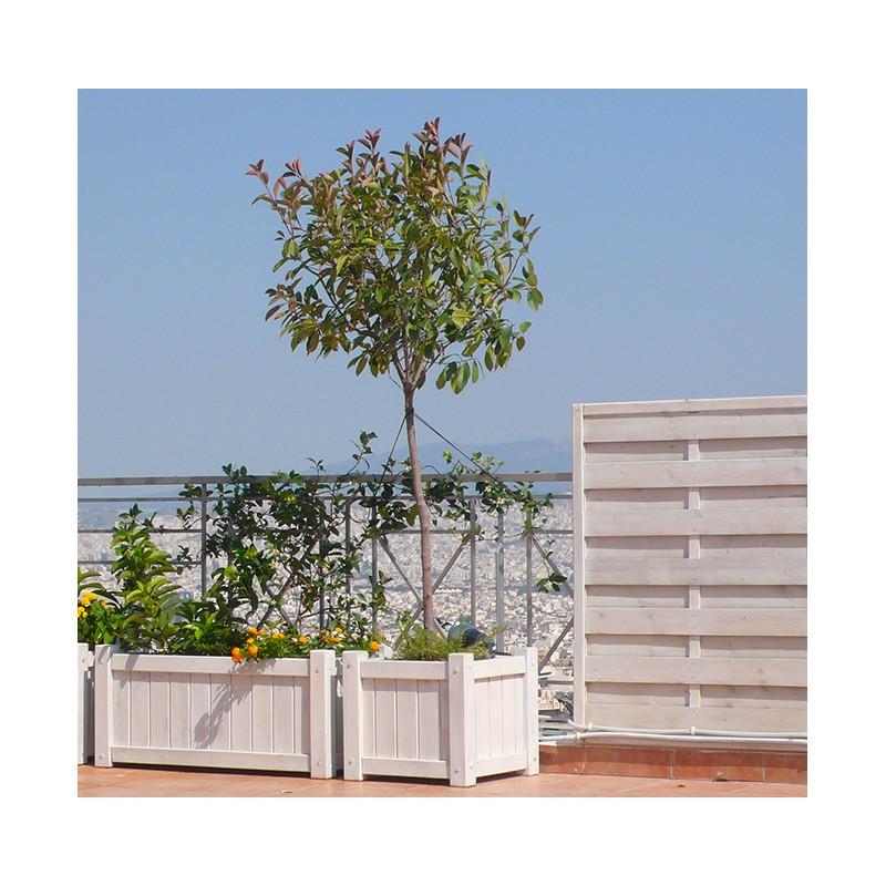 Wooden planter Granada