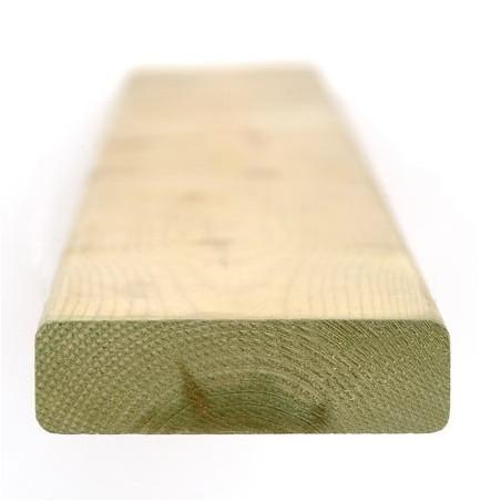 Εμποτισμένη Πλανισμένη Δοκός 3,5 x 6 x 510cm