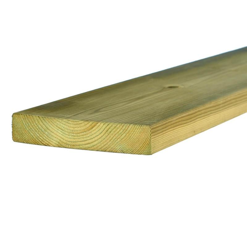 Impregnated board 2,1 x 12cm