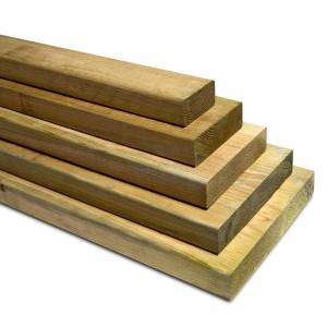 ξύλινη τάβλα εμποτισμένη