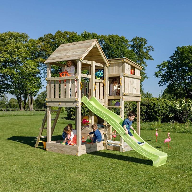 Playground tower Palazzo