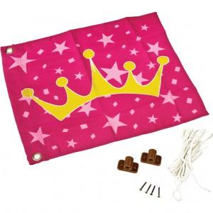 Flag with hoisting system Princess