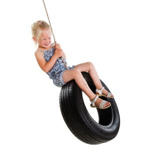 Pendulum Tyre Swing