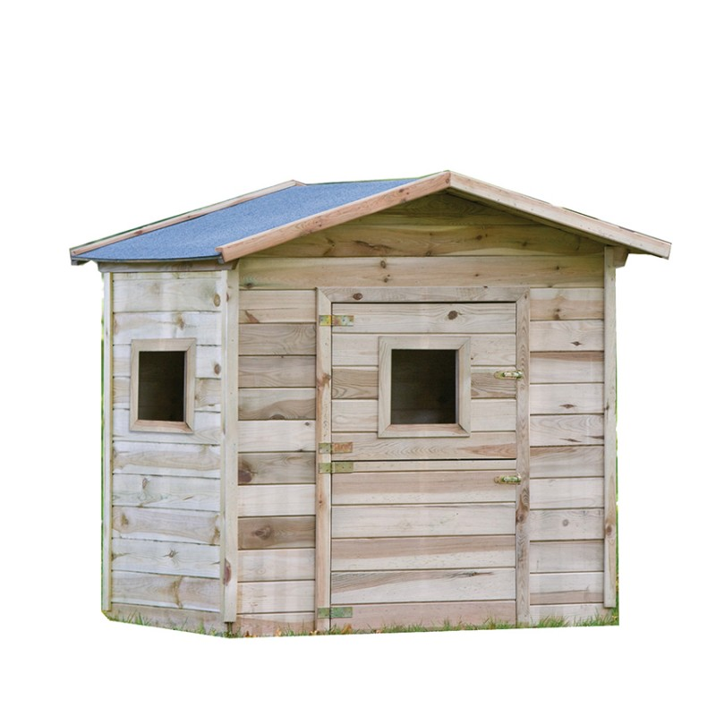 Wooden Child House