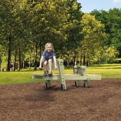 Ξύλινη παιδική χαρά | Buggy
