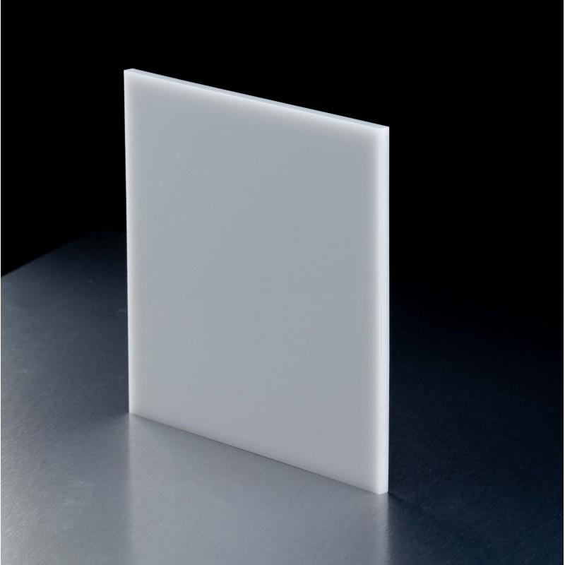 Πολυκαρμπονικό φύλλο μασίφ γαλακτώδες 4mm