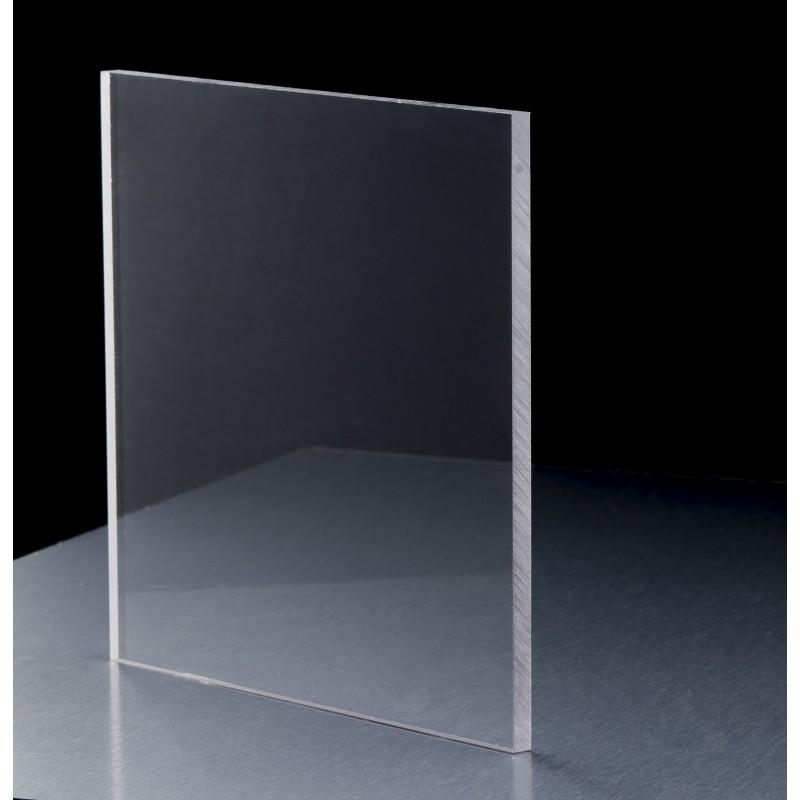 Πολυκαρμπονικό φύλλο μασίφ διάφανο  6mm