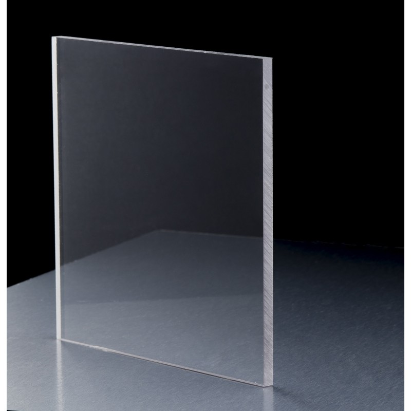 Solid polycarbonate sheet clear 5mm