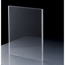 Πολυκαρμπονικό φύλλο μασίφ διάφανο  3mm