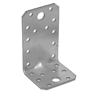 Reinforced square 90 x 50 x 55mm