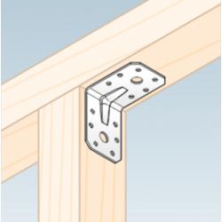 γωνία συνδέσεως ξύλου