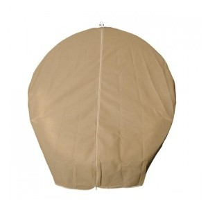 Weatherproof cover for hanging chair