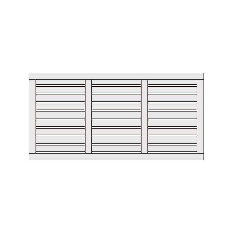 ξύλινα πάνελ περίφραξης