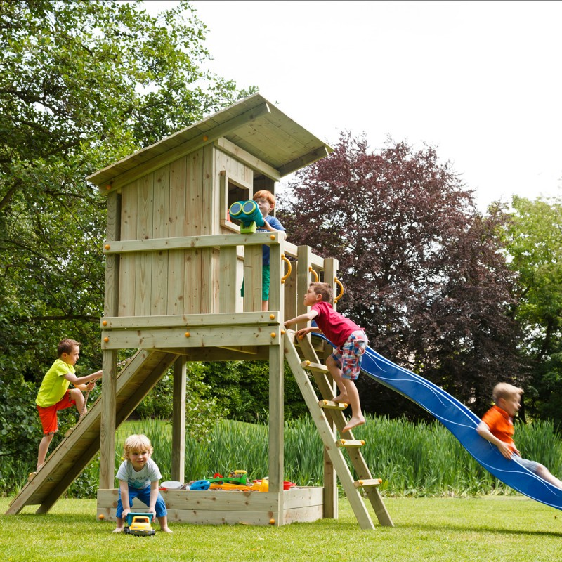 playground tower